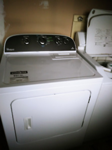 3 year old electric dryer.