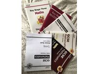 Maths GCSEs revision books