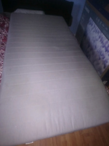 Twin bed Sultan fageras mattress good condition