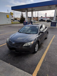 2007 Toyota Camry LE Sedan Grey Sunroof, New Tires, New Battery