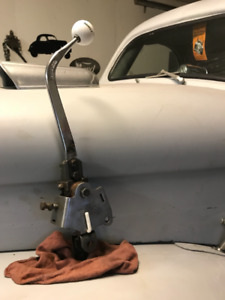 Hurst competition plus shifter