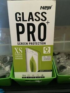 Tempered Glass Screen Protectors Iphone/Samsung Galaxy