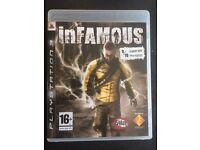 Infamous- PS3