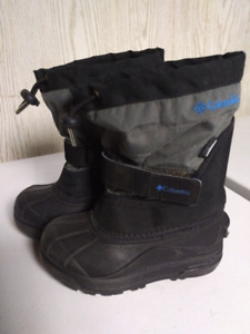 Columbia winter boots toddler 11