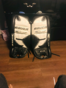 Bauer Reactor Youth Goalie Pads