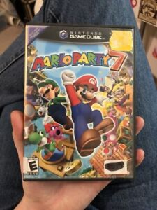 TRADE: My Mario Party 7 for your Mario-kart Double Dash/ others.