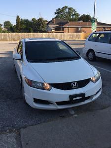 2009 Honda Civic Dx Coupe (2 door)