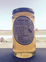 Unpasteurized Honey - Local & Raw