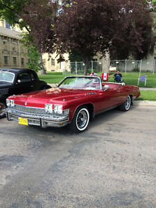 Big Beautiful Buick Convertible