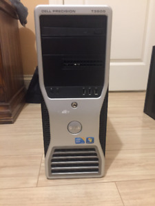 Dell T3500 Xeon W3530, Quadro 4000, 12gb of RAM