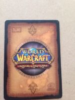 Yu-gi-oh and world of Warcraft cards