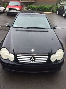 Mercedese 2004 1.8l très économique