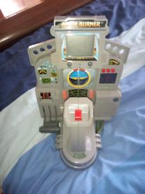 Grandstand afterburner toy