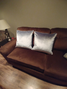 Large Plush Decorative Pillows from Pier One Imports