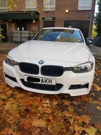 BMW 318d M sport 2015 (ULEZ compliant)