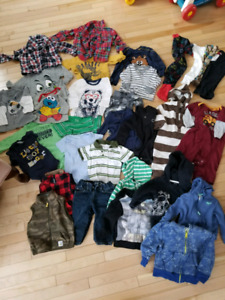 Boy clothes 6 to 12 months