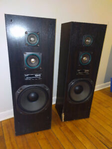 Nice sounding speakers