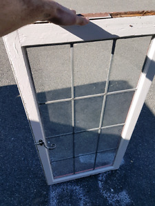 Lead Windows from a 1940s house. Shoot me a price!