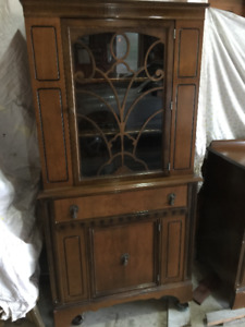 Antique Buy Or Sell Hutches Display Cabinets In Edmonton