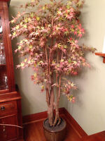 Artificial Japanese Maple Floor Plant