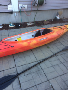 Clearwater Design kayak