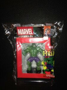 Incredible Hulk Statue Figurine Marvel Eaglemoss Fact Files