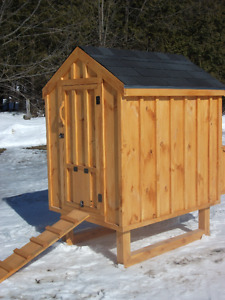 NEW Chicken Coops