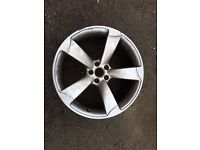 Audi rs5 genuine 20 inch alloy wheel for sale