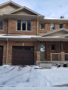Guelph west end Condo/Townhouse - Looking for one roommate