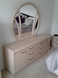 5 PCE BEDROOM SET