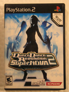 PlayStation 2  Jeu Dance Revolution  SuperNova 2