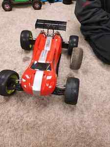 Losi 2.0 8ight tekno electric conversion