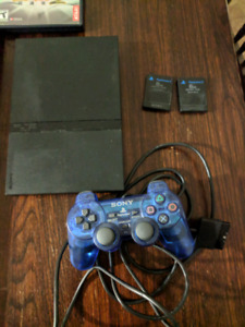 PS2 with 21 games