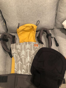 Tula Carrier and Infant Insert