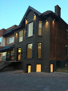 Commercial spaces available in the heart of Monkland Village