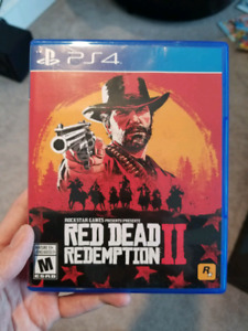 Red Dead Redemption 2 for sale/trade
