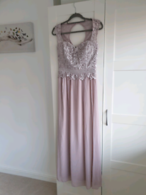 Gorgeous Quiz occasion/bridesmaid maxi dress BNWT!