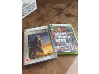 2 XBOX Games - Halo 3 & Grand Theft Auto 4 (GTA) £10 for both