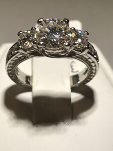 DIAMOND RINGS ON SALE NOW !!!! 10K 14K 18K ON SALE !!!!!