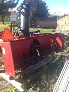 Farm Tractor Snowblowers $695. & up
