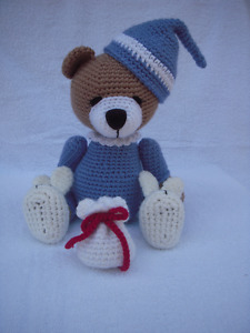 ONE OF KIND TEDDY BEAR