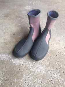 Size 10 Wetsuit Booties
