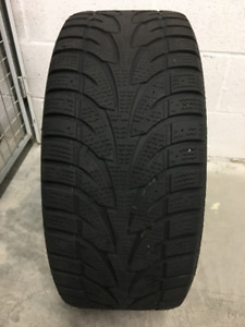 Winter tires Ice Blazer -like new 1 season 225/45R17 50% off