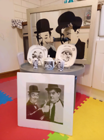 Laurel and Hardy collectibles