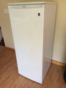 Danby 8.5 cu ft Upright Freezer