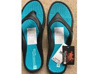 Adult size 6 Flip flops - brand new!!