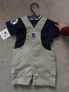 NWT Detroit Tigers Major League Baseball Outfit 6/9M London Ontario image 2