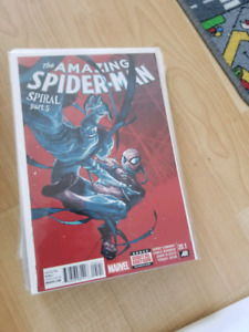 The amazing spider man with learning to crawl issues 1- 20.1 and