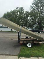 16 foot fibrerglass gt boat