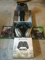 Xbox One controller,2 games,Astro A40 headset &charging station